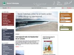 Norskfolkehjelp