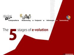 Fivestagesofevolution